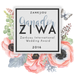 ZIWA International Wedding Photographer Award